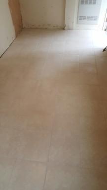 Farmhouse floor after